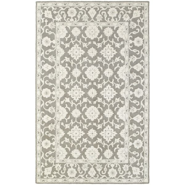 Oriental Weavers Manor 81204 Grey Collection