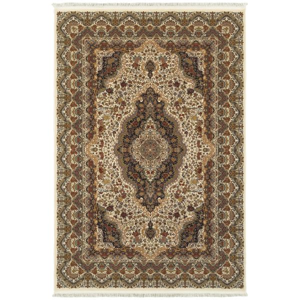 Oriental Weavers Masterpiece 5560w Ivory Collection