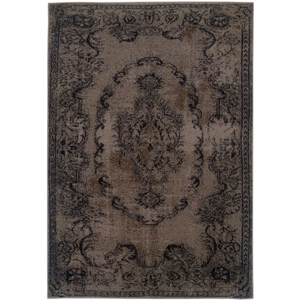 Oriental Weavers Revival 119l Grey Collection