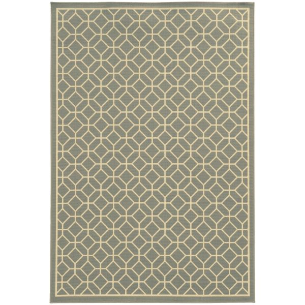 Oriental Weavers Riviera 4771m Grey Collection