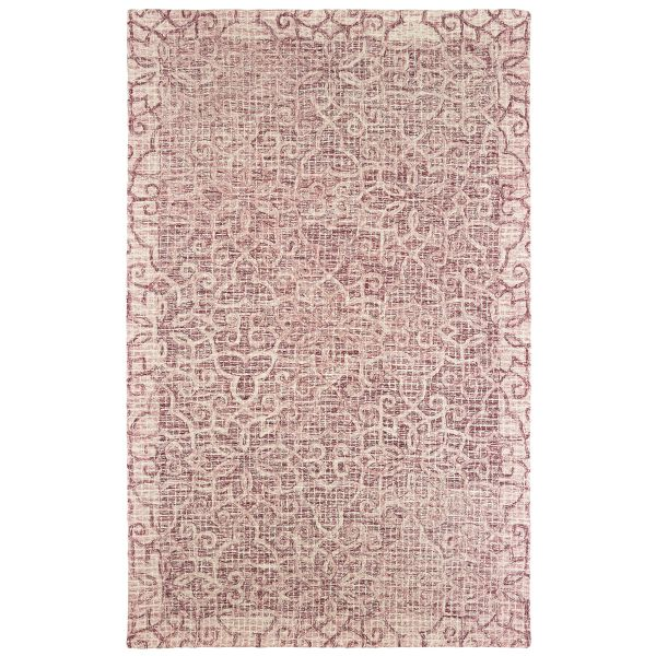 Oriental Weavers Tallavera 55601 Pink Collection