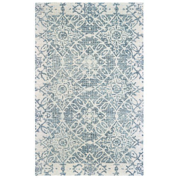 Oriental Weavers Tallavera 55603 Blue Collection