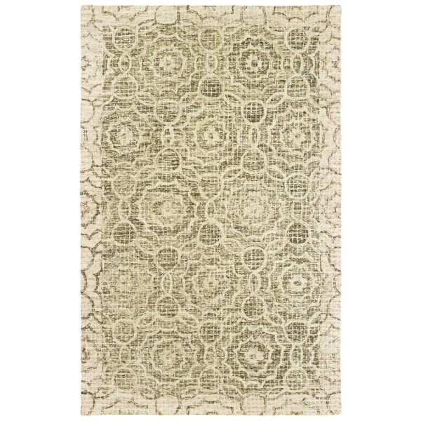 Oriental Weavers Tallavera 55606 Green Collection