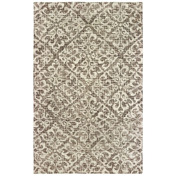 Oriental Weavers Tallavera 55607 Brown Collection