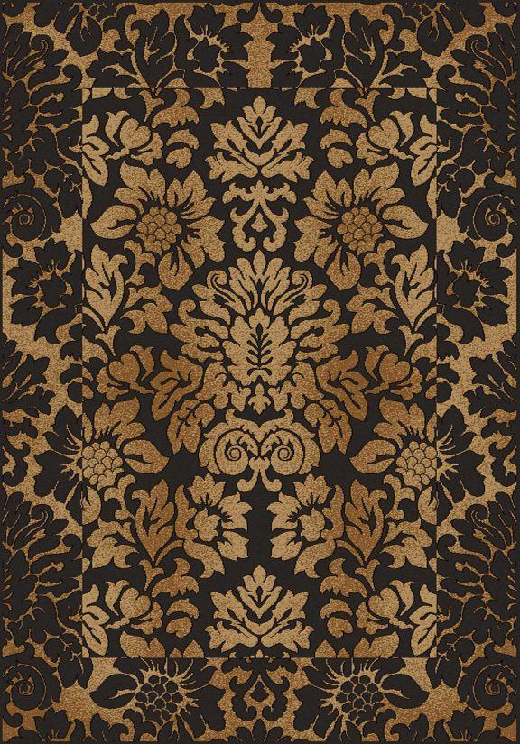 Radici USA Como 1717 Brown/Gold Collection