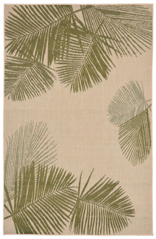 Liora Manne Terrace Palm Natural Collection