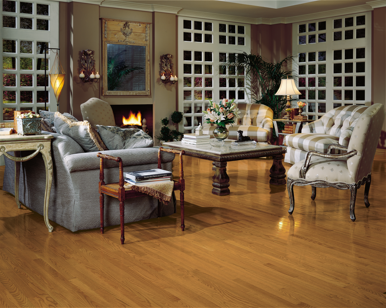 Bruce Natural Choice White Oak Desert Natural C5061