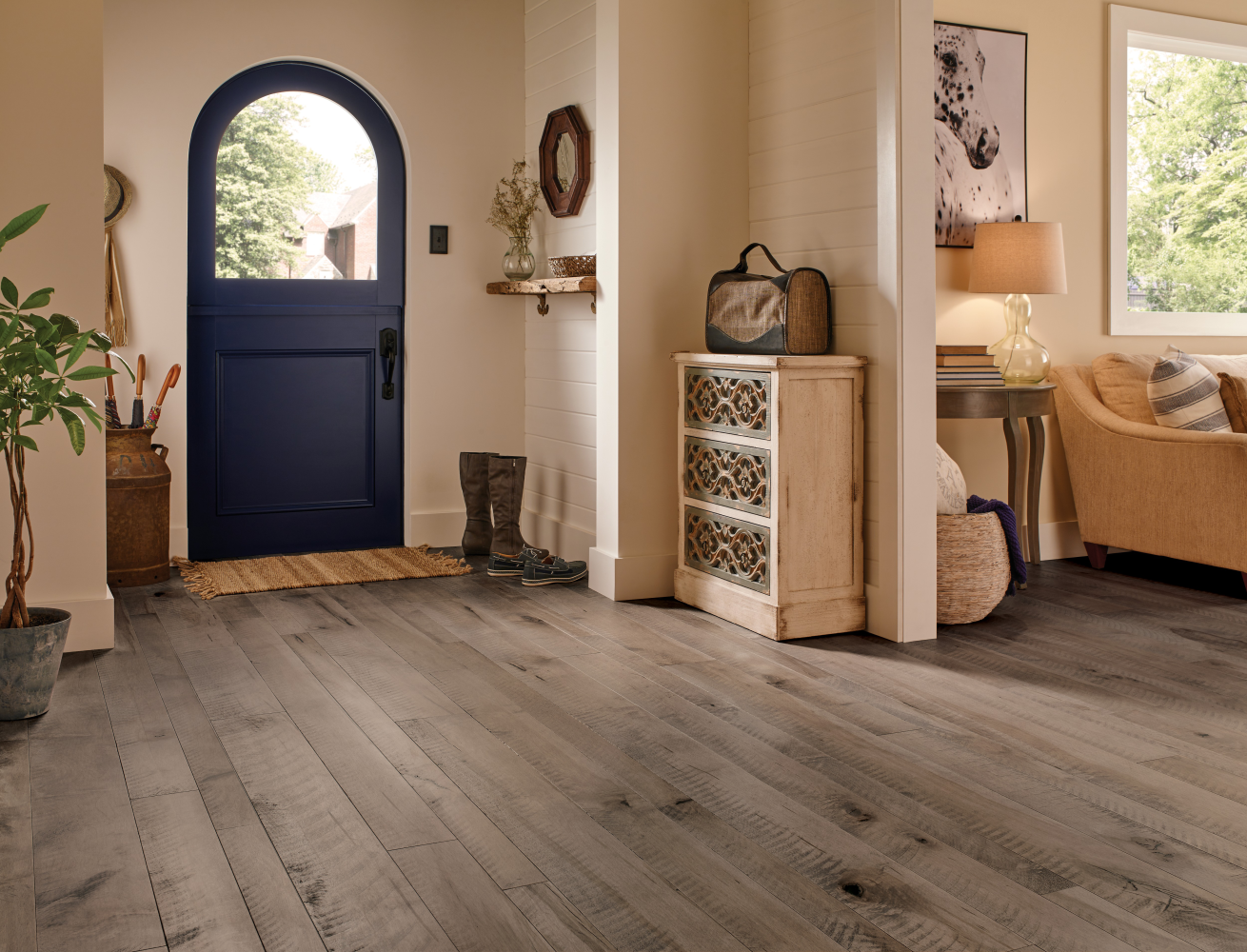 Armstrong Timbercuts Maple Gray Timber EAMTCM5L401