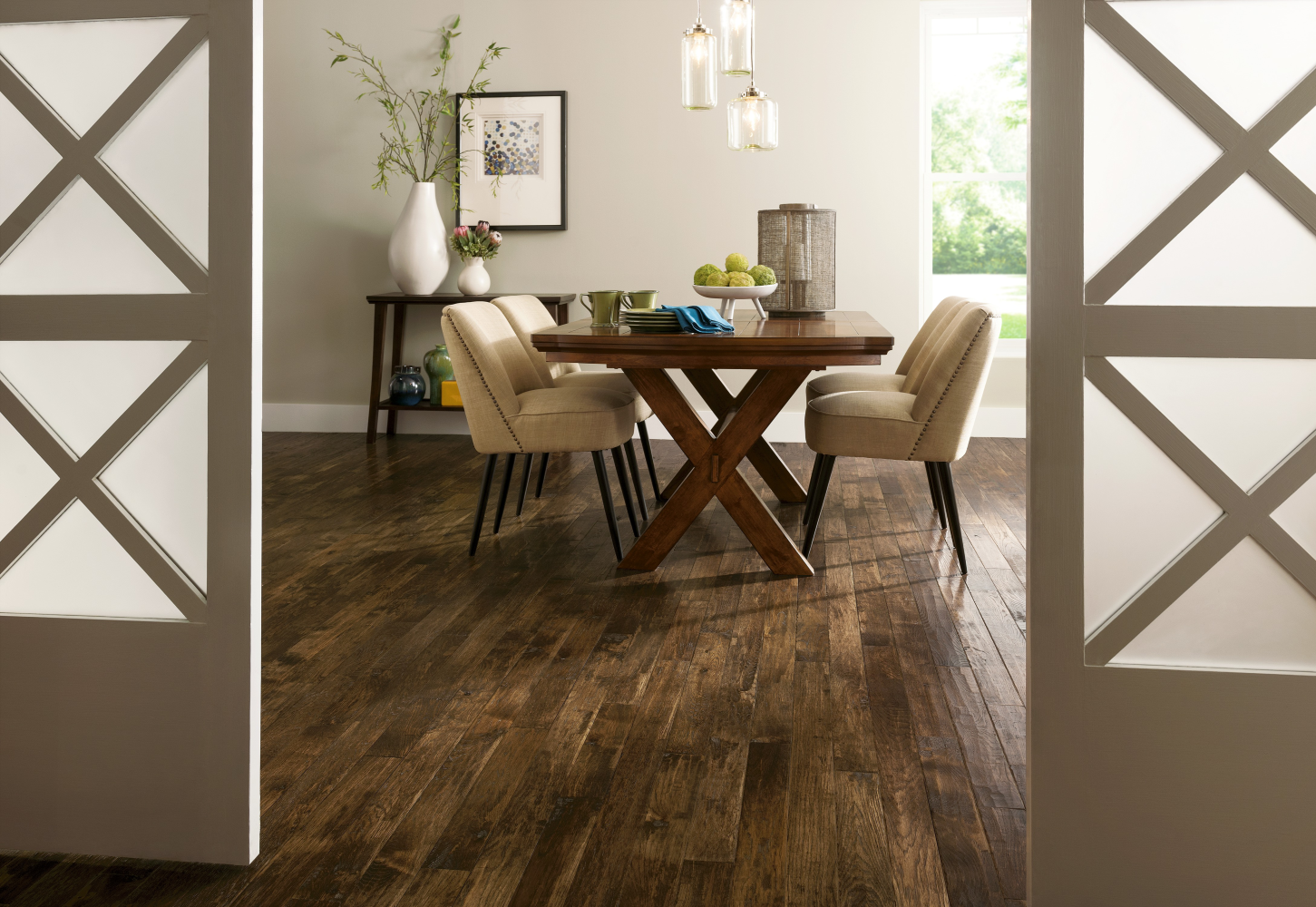 Armstrong American Scrape Hardwood River House 5 in River House SAS508