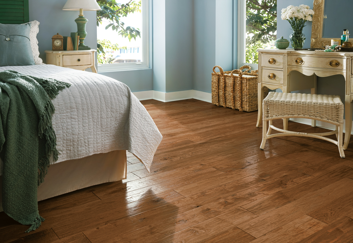 Armstrong American Scrape Hardwood Gold Rush 5 in Gold Rush SAS507