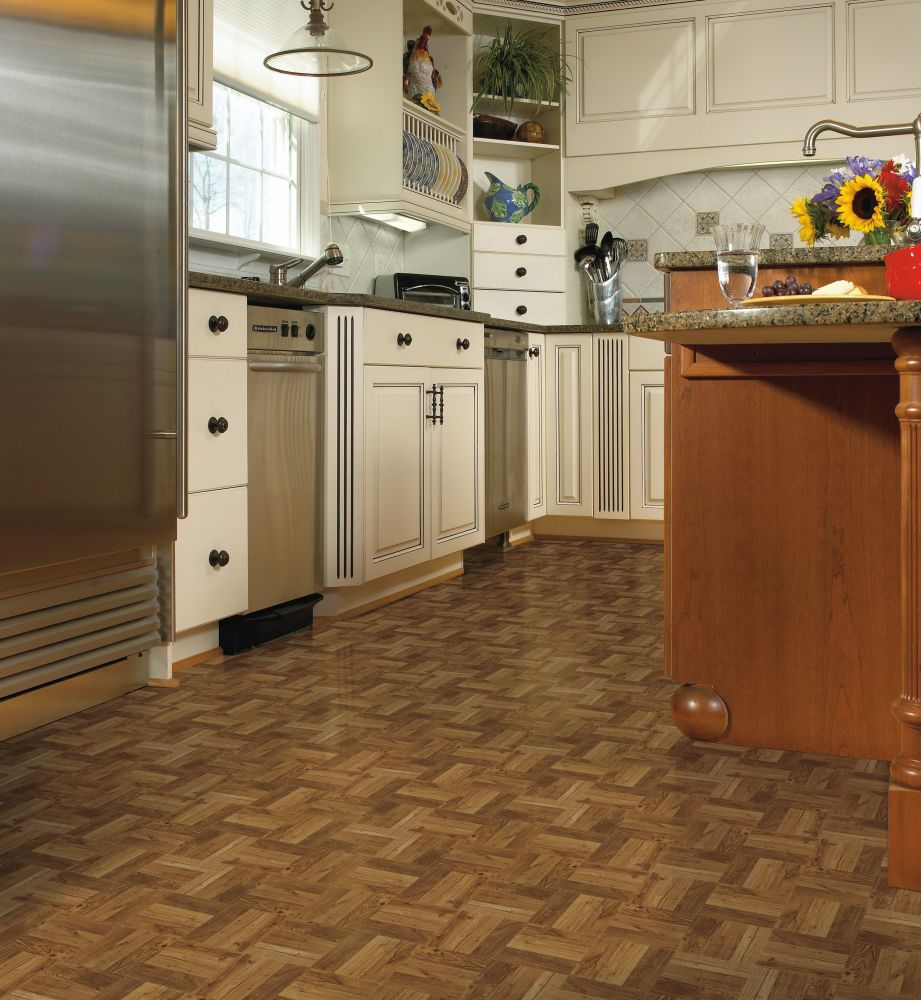 Armstrong Units Criswood Russet Oak 25290011
