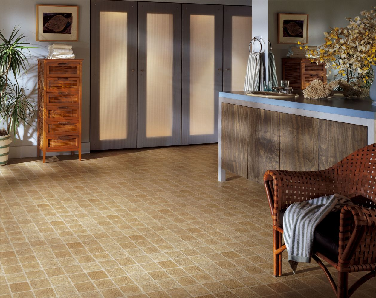 Armstrong Memories French Paver Tan 62962201