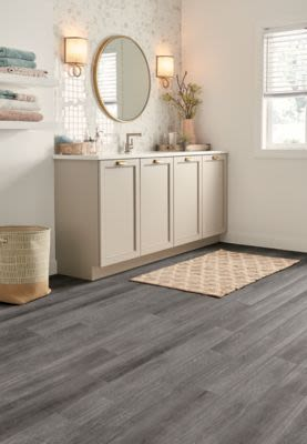 Armstrong Rigid Core Essentials Blue Misted Gray A6104761