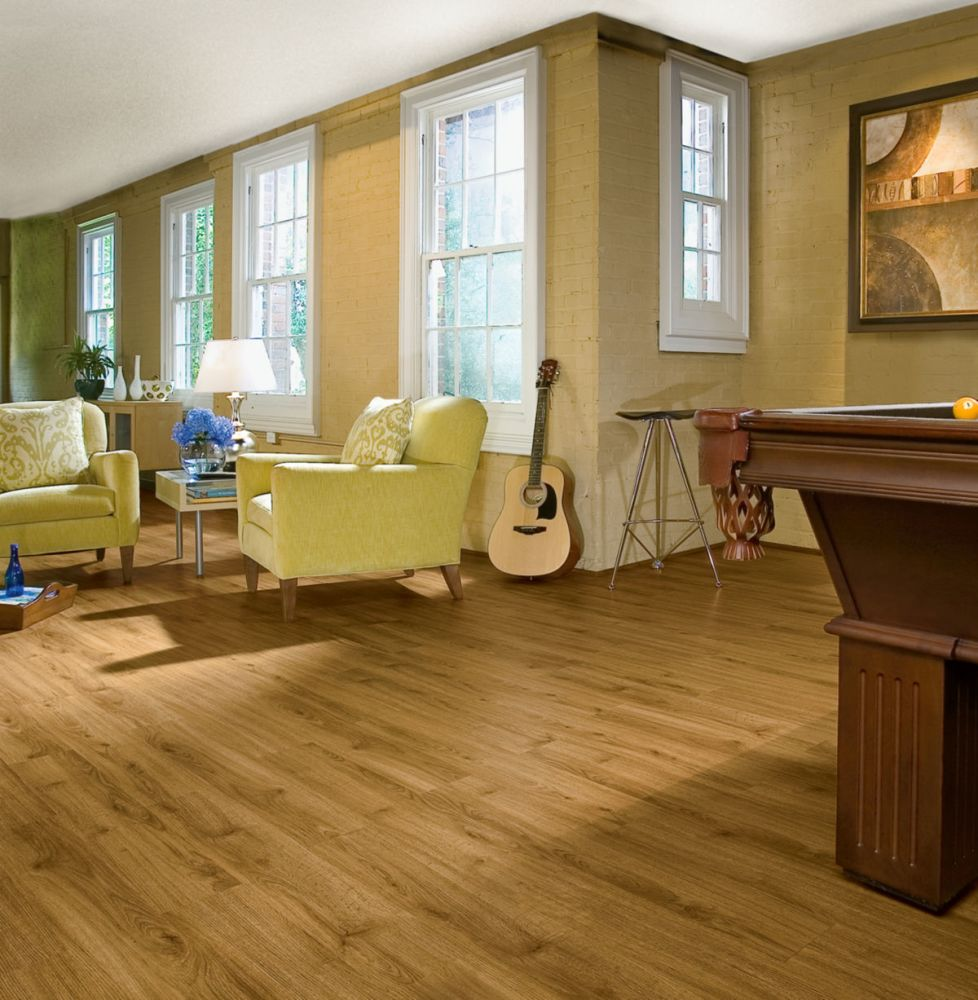 Armstrong Luxe Plank Good Jefferson Oak Golden A6800721
