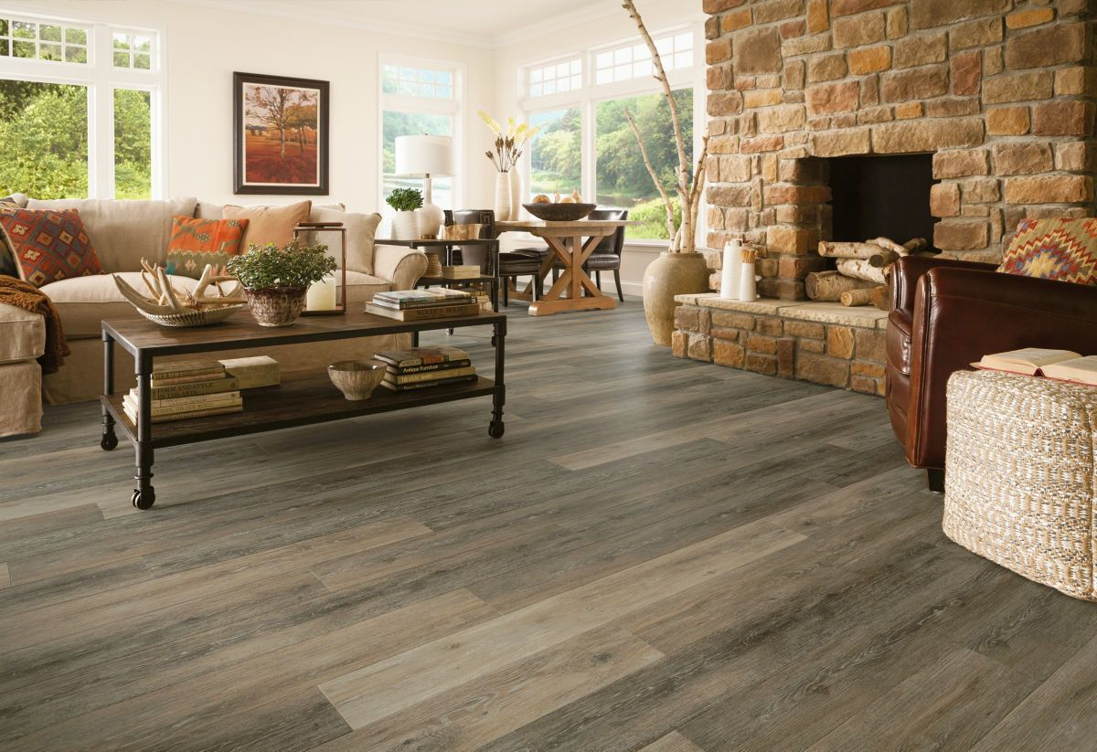 Armstrong Luxe Plank With Fastak Install Primitive Forest Falcon A6723761