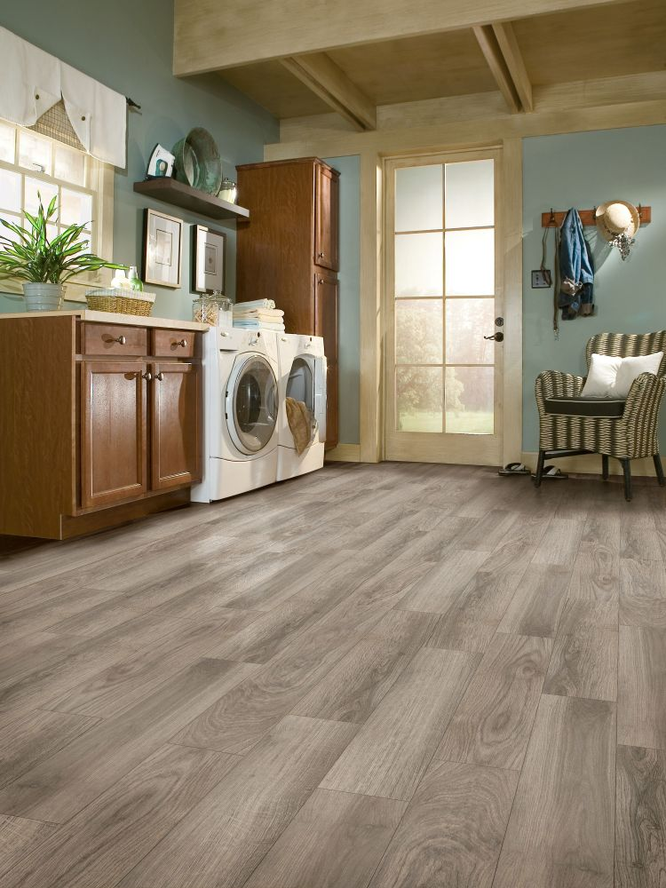 Armstrong Natural Personality White Oak Heather Gray D102565X