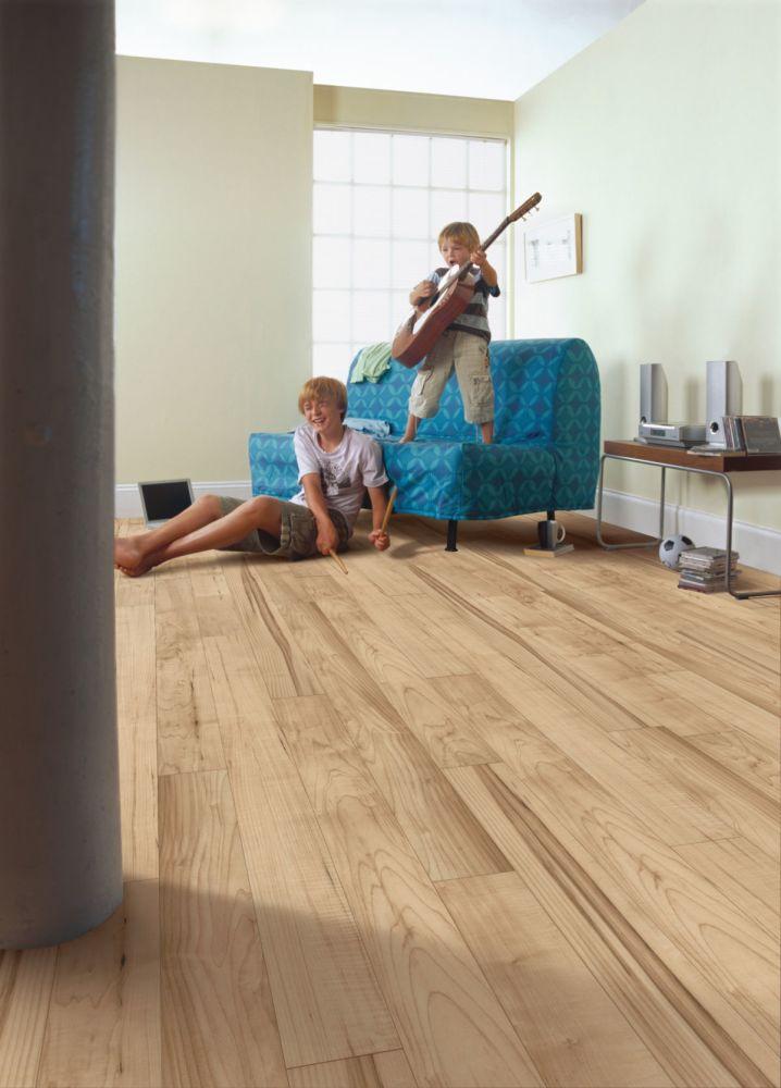 Armstrong Premium Desert Tan Maple L870912E