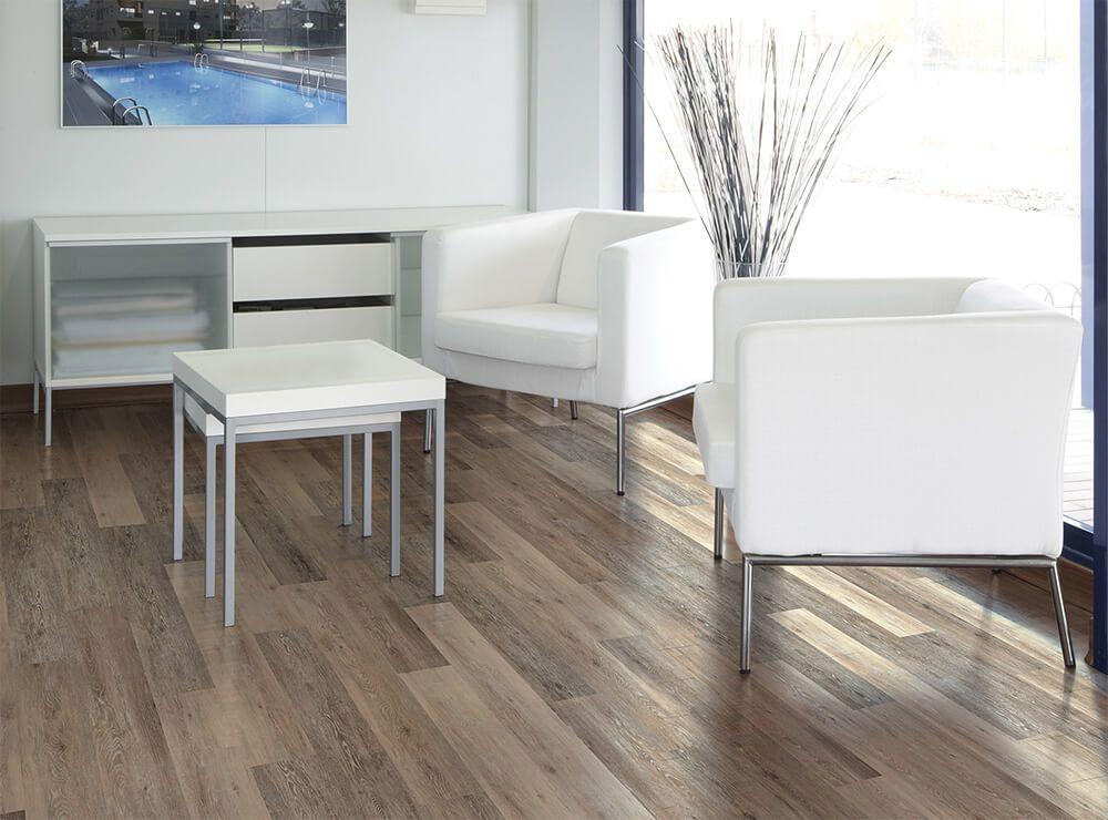 COREtec Plus 7″ Plank Blackstone Oak VV024-00707