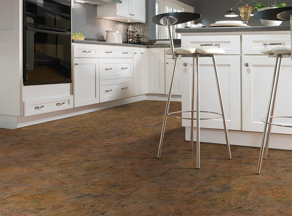 COREtec Plus Tile Rustic Slate VV032-00107
