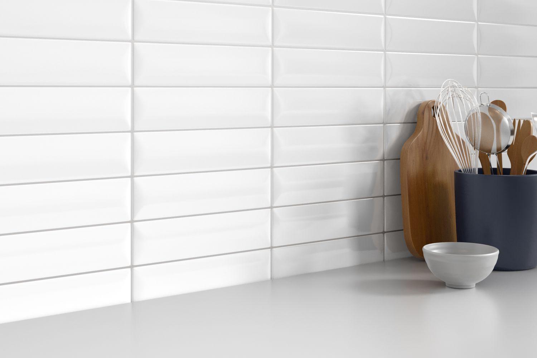 Emser Sphere Ceramic Glossy White W23SPHEWH0312P