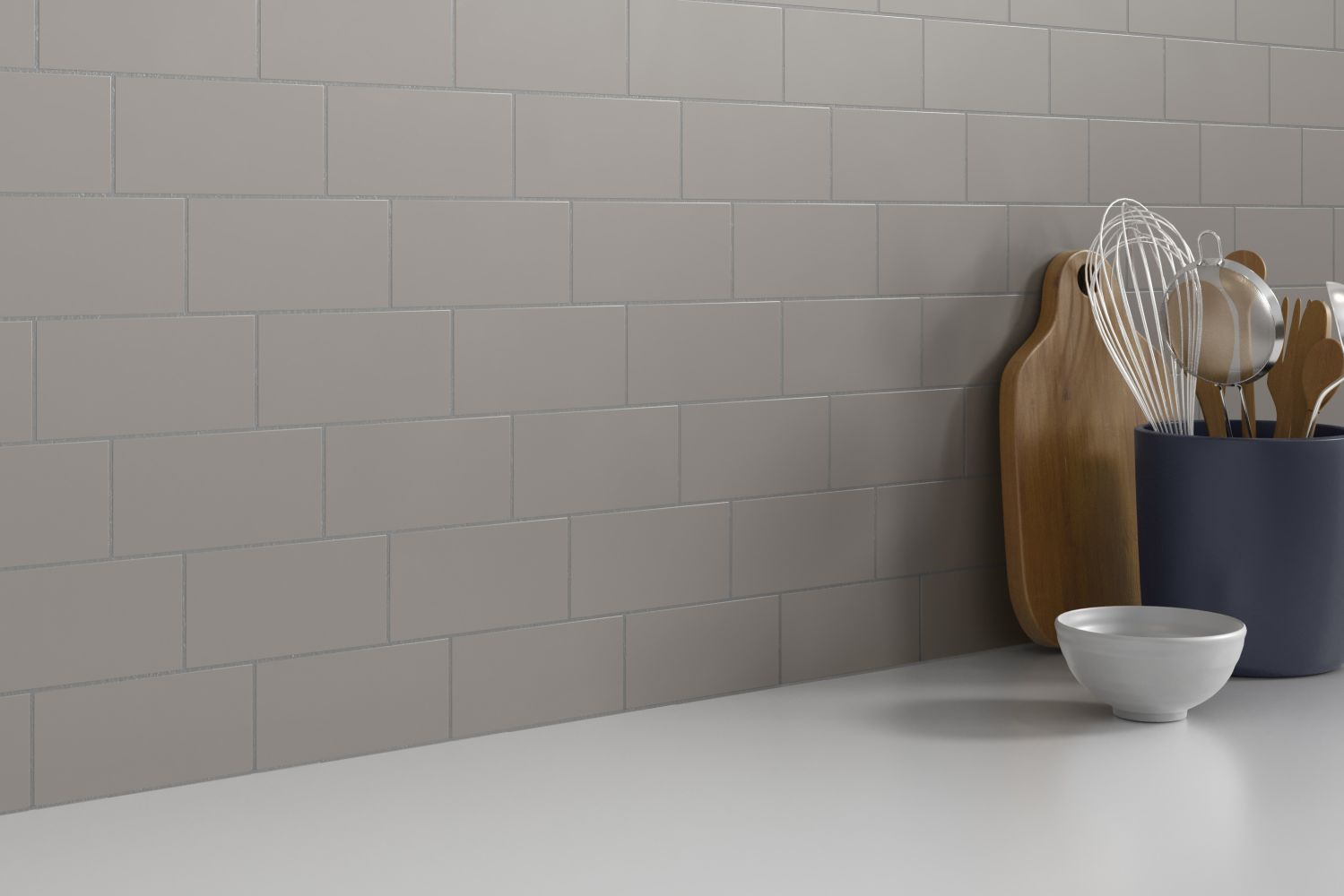 Emser Flex Ceramic Matte Taupe F50FLEXTA0306M