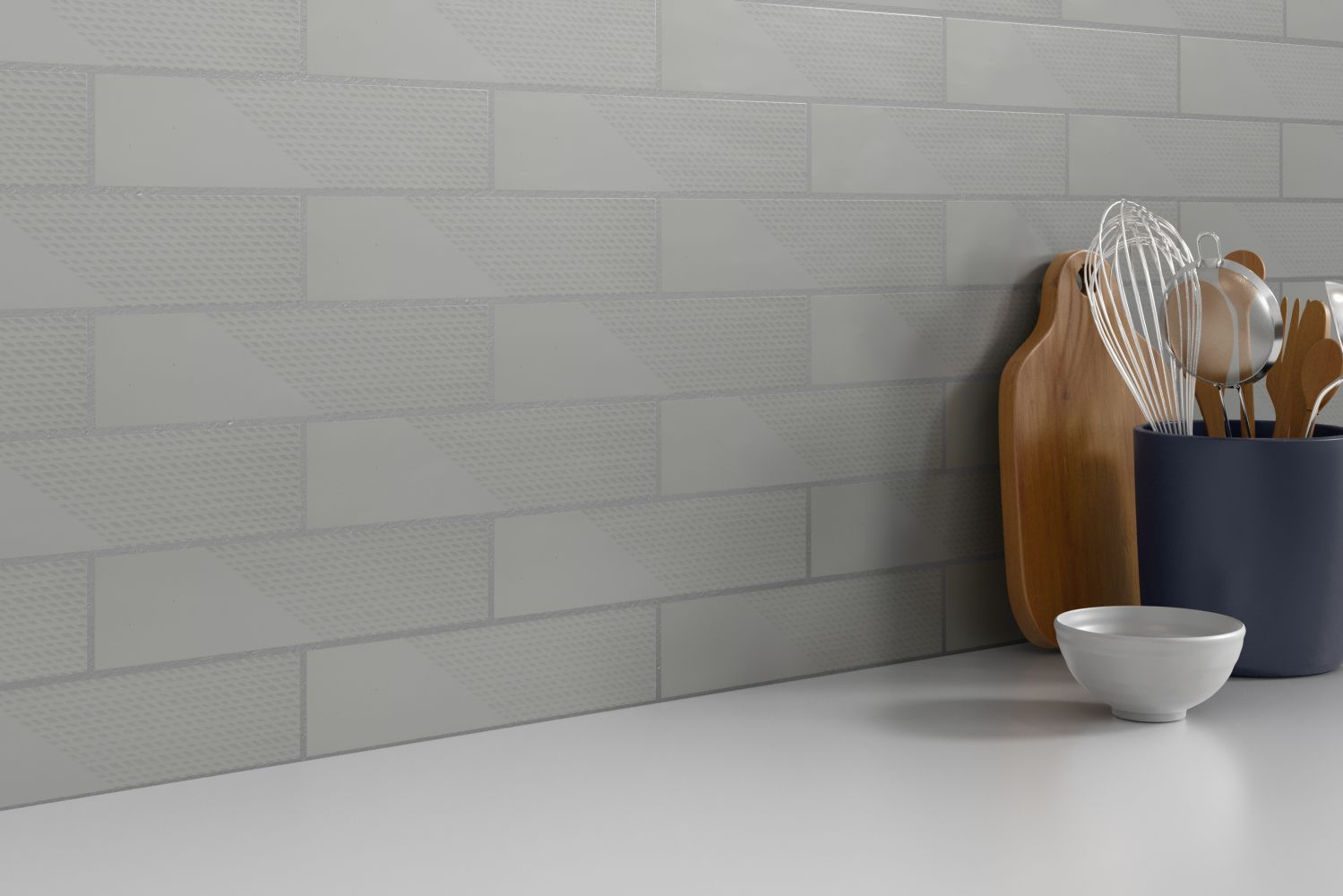 Emser Express Ceramic Glossy Gray W37EXPRBUGR0312