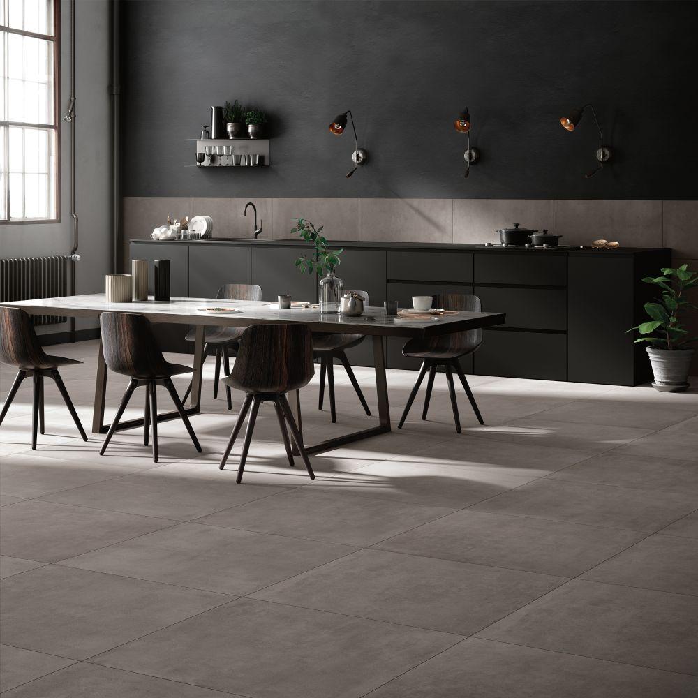 Emser Bb Concrete Porcelain Matte Silver J01BCONSI2929