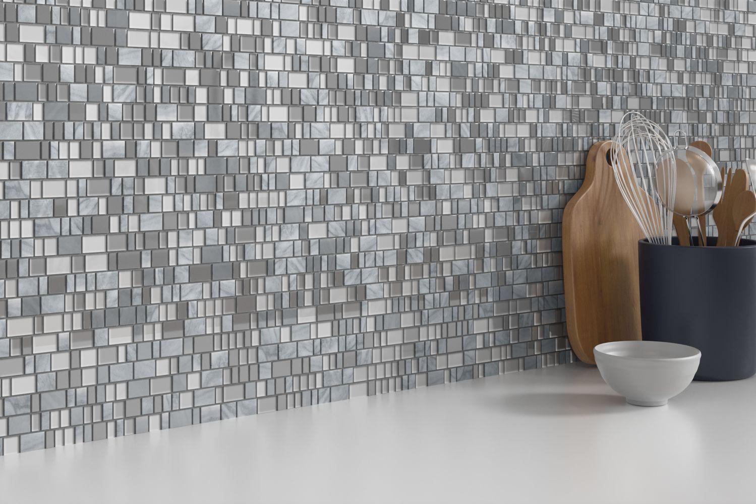 Emser Unique Stone & Glass Blend Glass Glossy/Matte Epic W87UNIQEP1212MOBP12