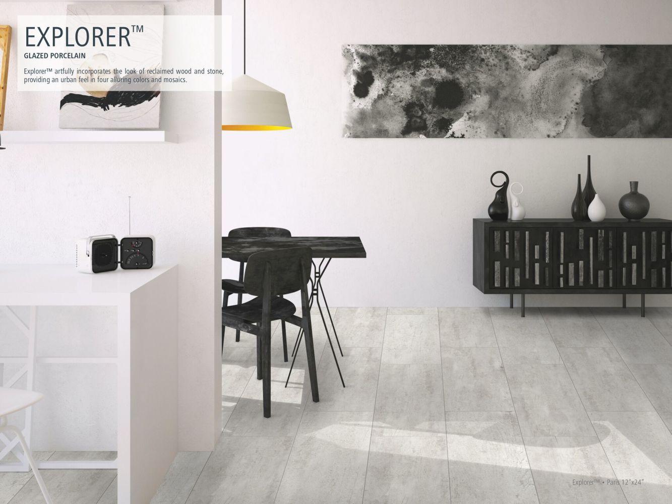 Emser Explorer Porcelain Matte/Satin Barcelona F07EXPLBA1313