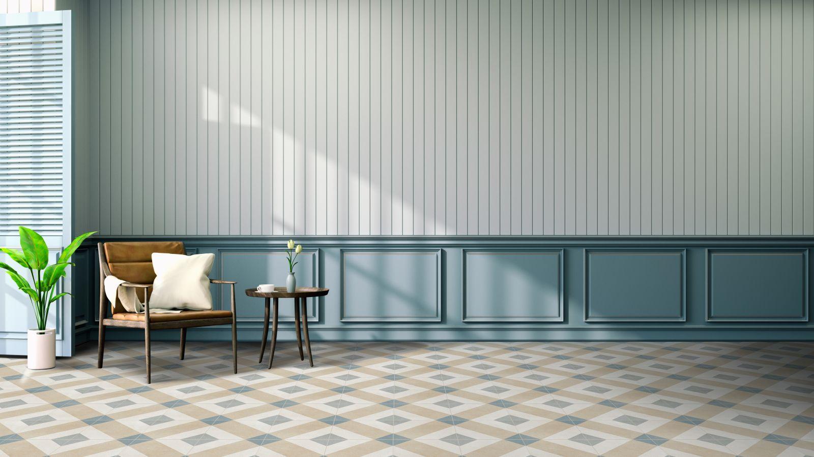 Emser Reminisce Ceramic Matte Court F26REMICO1818
