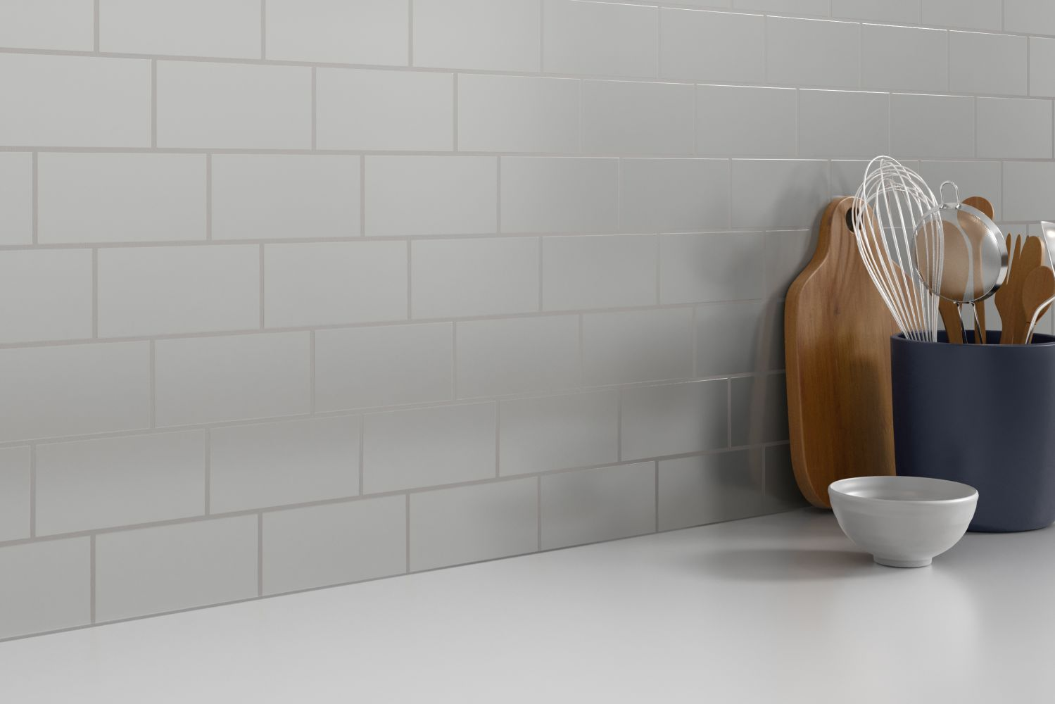 Emser Flex Ceramic Glossy Gray F50FLEXGR0306P
