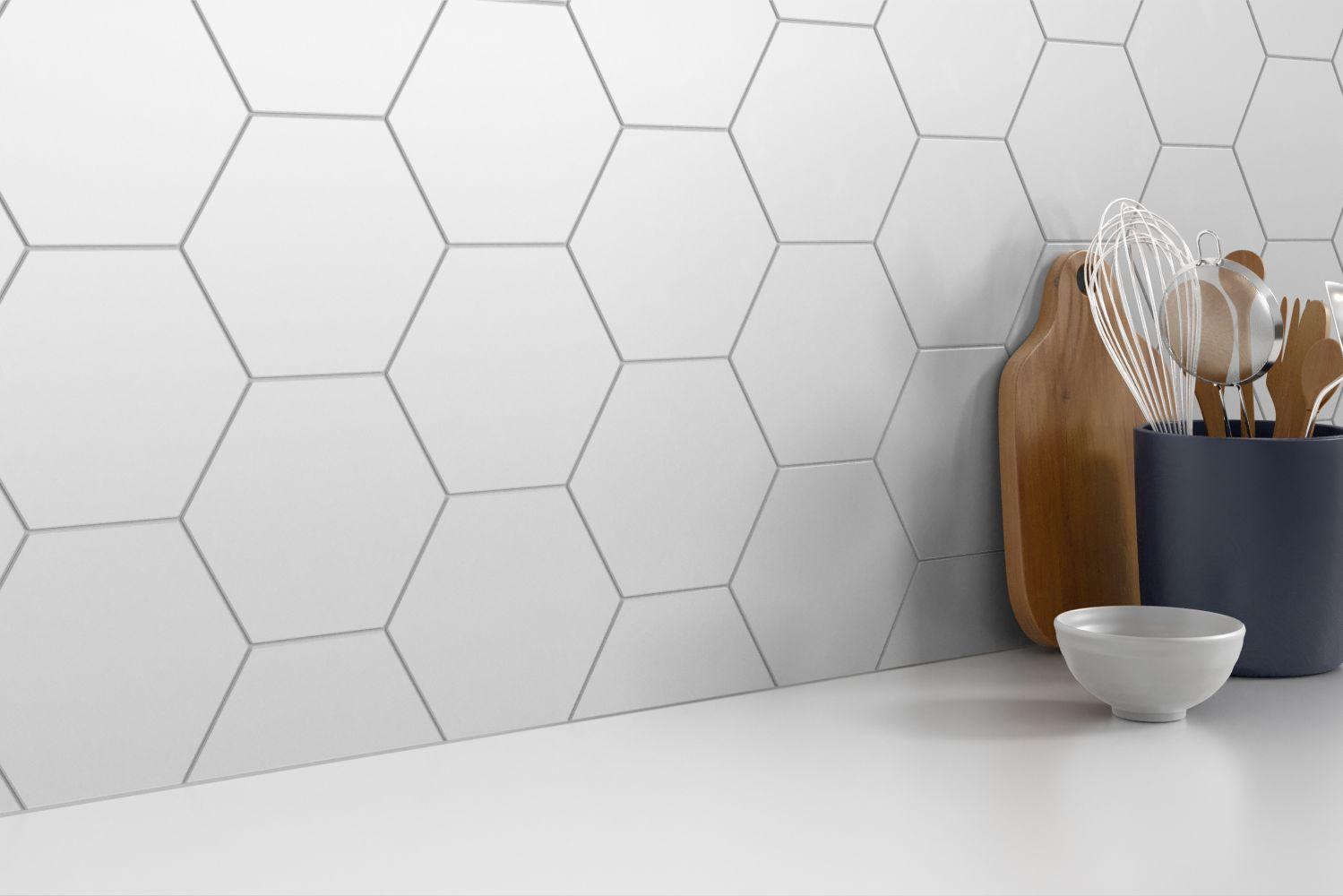 Emser Code Ceramic Matte White W10CODSWH0607HX