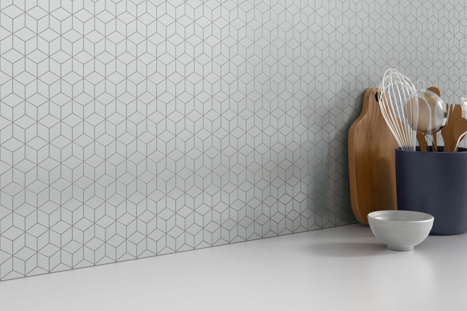Emser Concept Glass Xsemi-Gloss Gray W93CONCGR1012MCU
