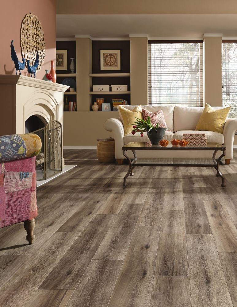 Mannington Restoration Collection® Nantucket Brushed Grey 28100