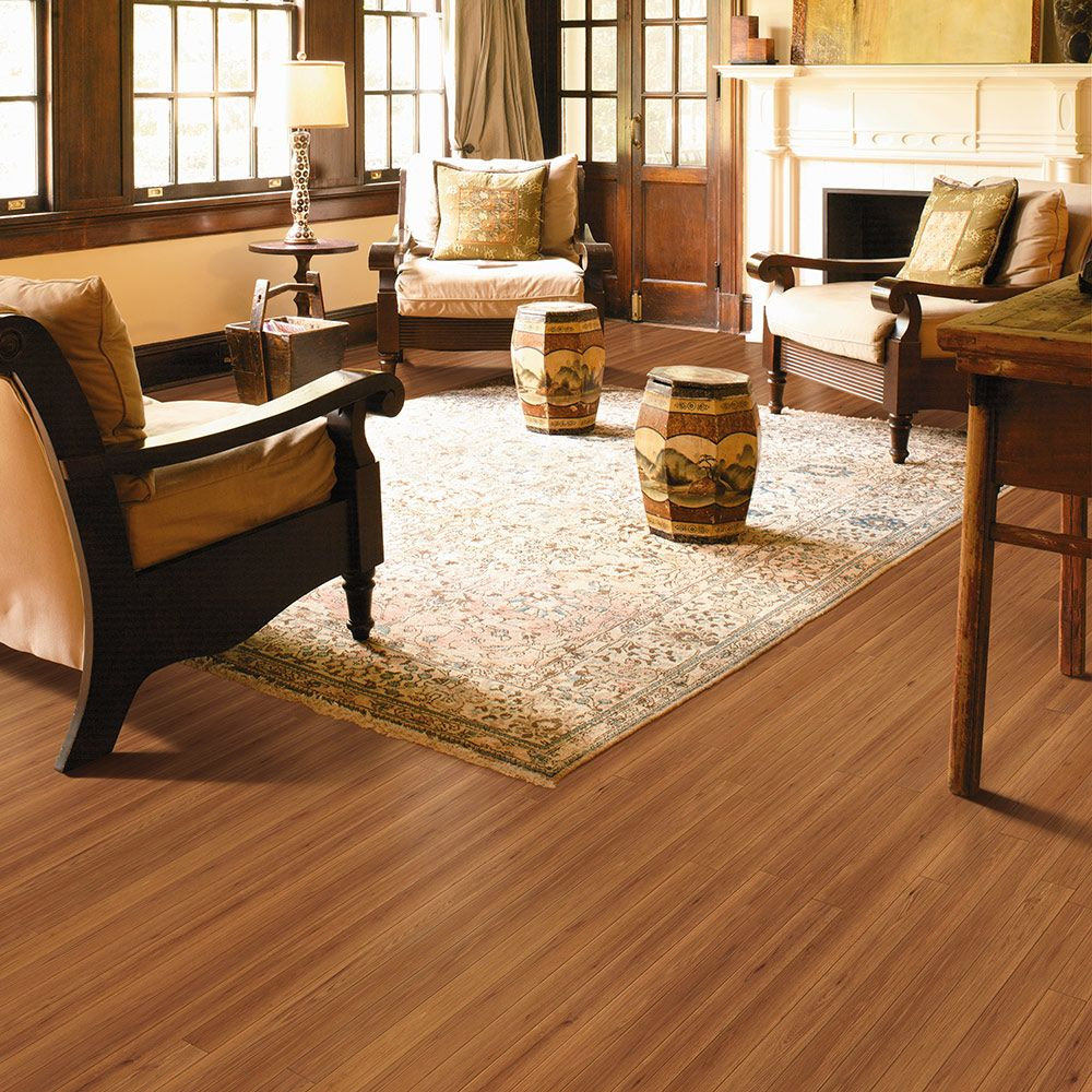 Mannington Revolutions Plank Ontario Oak Honeytone 26301