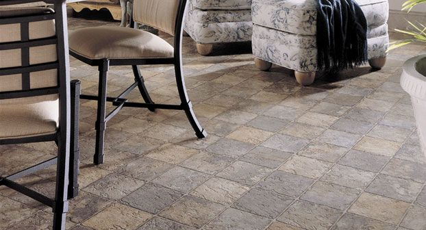 Mannington Better-benchmark Aztec Clay andBronze 4061