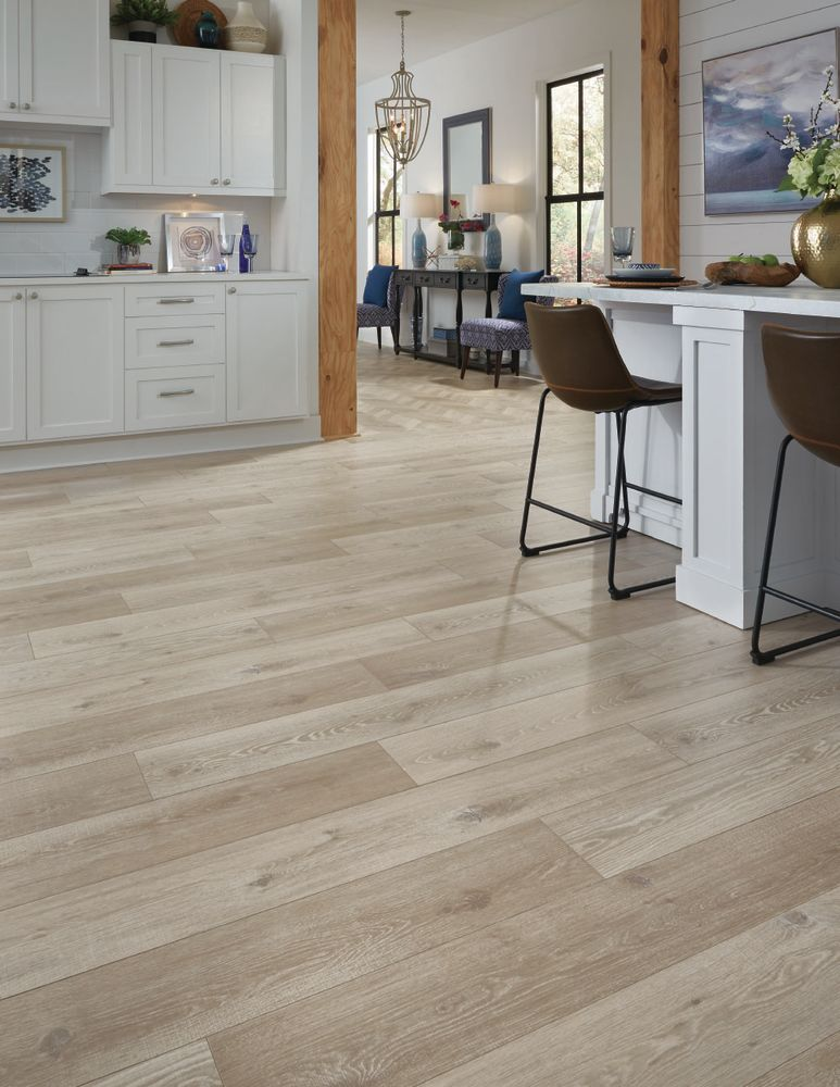 Mannington Restoration Collection® Palace Plank Stone 28402P