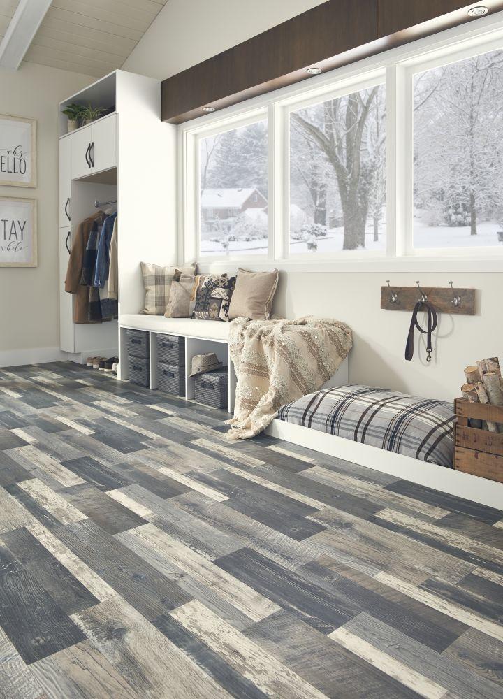 Mannington Wood Luxury Vinyl Sheet Marina 130480