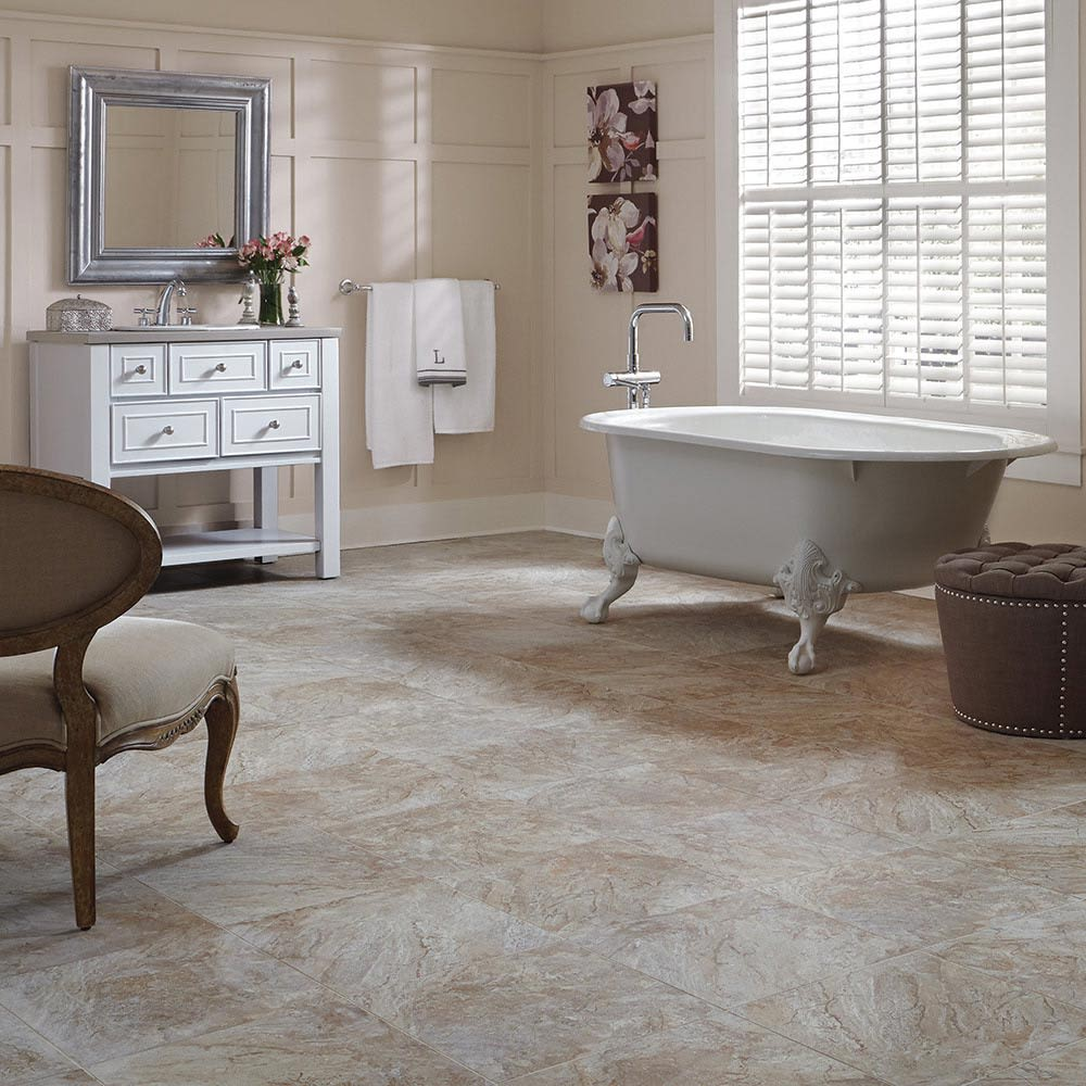 Mannington Adura®flex Tile Century Pebble FXT382
