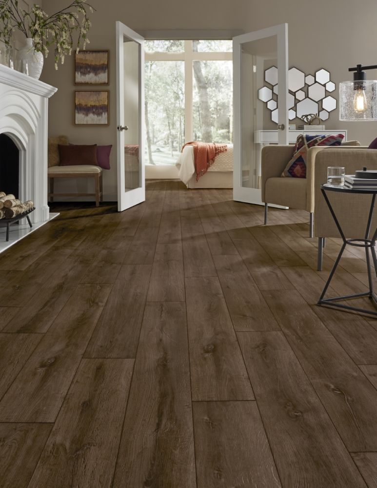 Mannington Restoration Collection® Blacksmith Oak Rust 28301