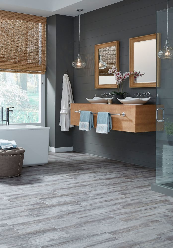 Mannington Adura®flex Tile Cape May Seagull FXR682