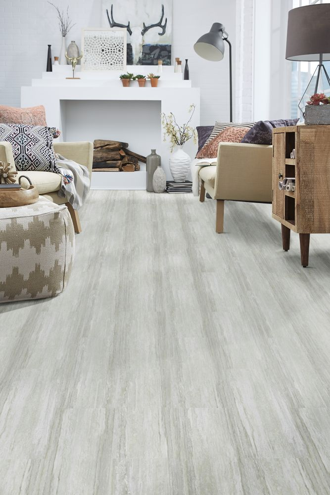 Mannington Adura®max Tile Cascade Sea Mist MAR111