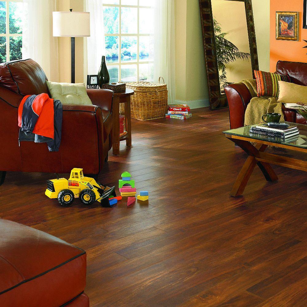 Mannington Adura®max Plank Acacia Tiger'sEye MAX011