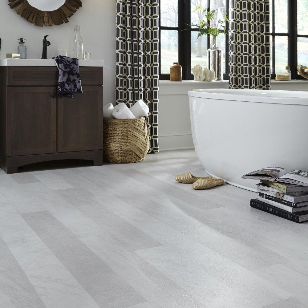 Mannington Adura®max Plank Meridian Porcelain MAX020