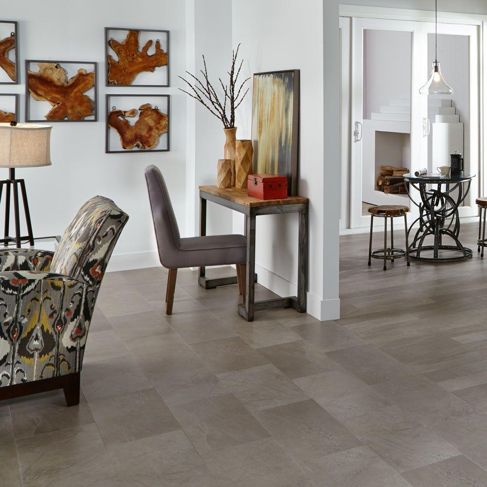 Mannington Adura®rigid Tile Meridian Fossil RGR024