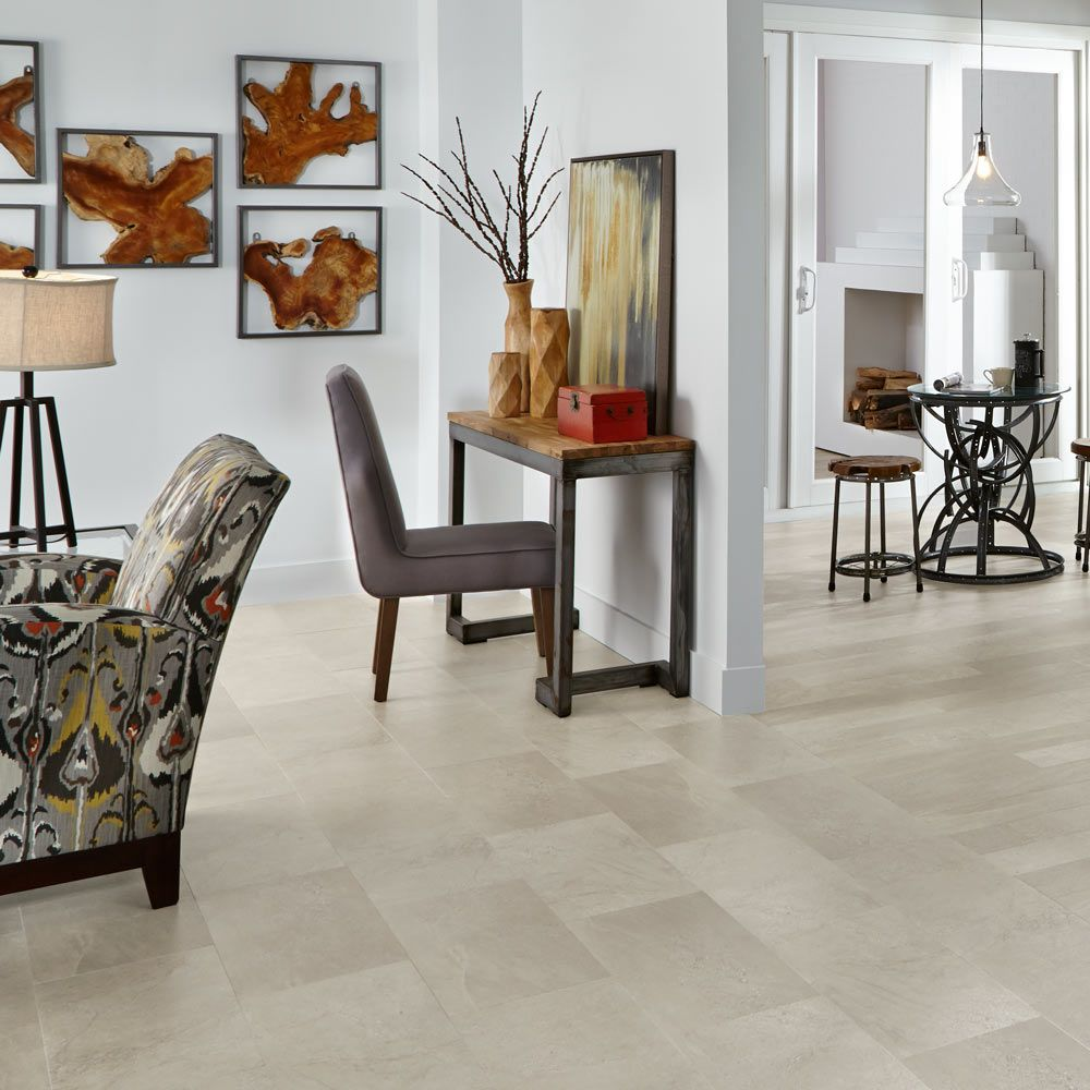 Mannington Adura®rigid Tile Meridian Stucco RGR021