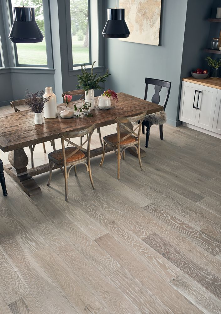 Mannington Hand Crafted Latitude Prospect Park Breeze HPLV07BRZ1