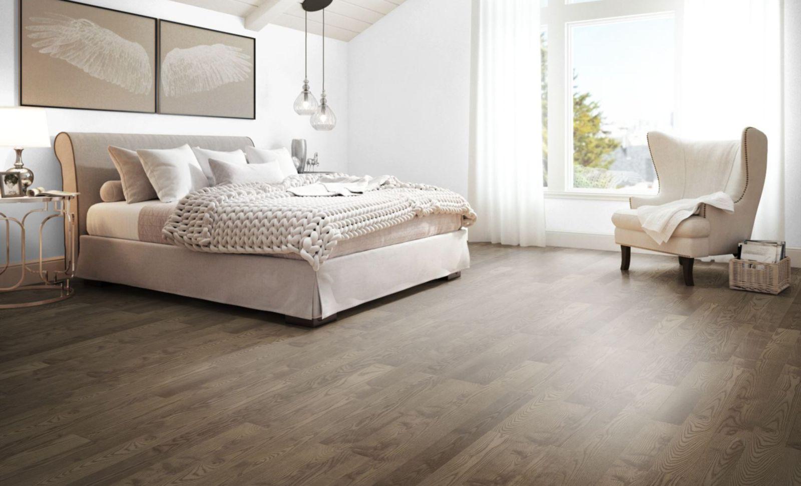 Mercier Wood Flooring White Ash Modern Grey WHTSDRNGRY