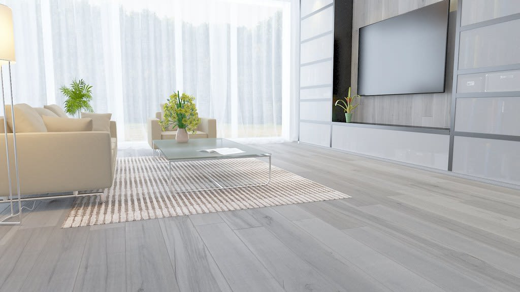 Cali Hardwoods Odyssey Contemporary, Traditional, Country, Eclectic Mykonos Maple CAL-7603000400