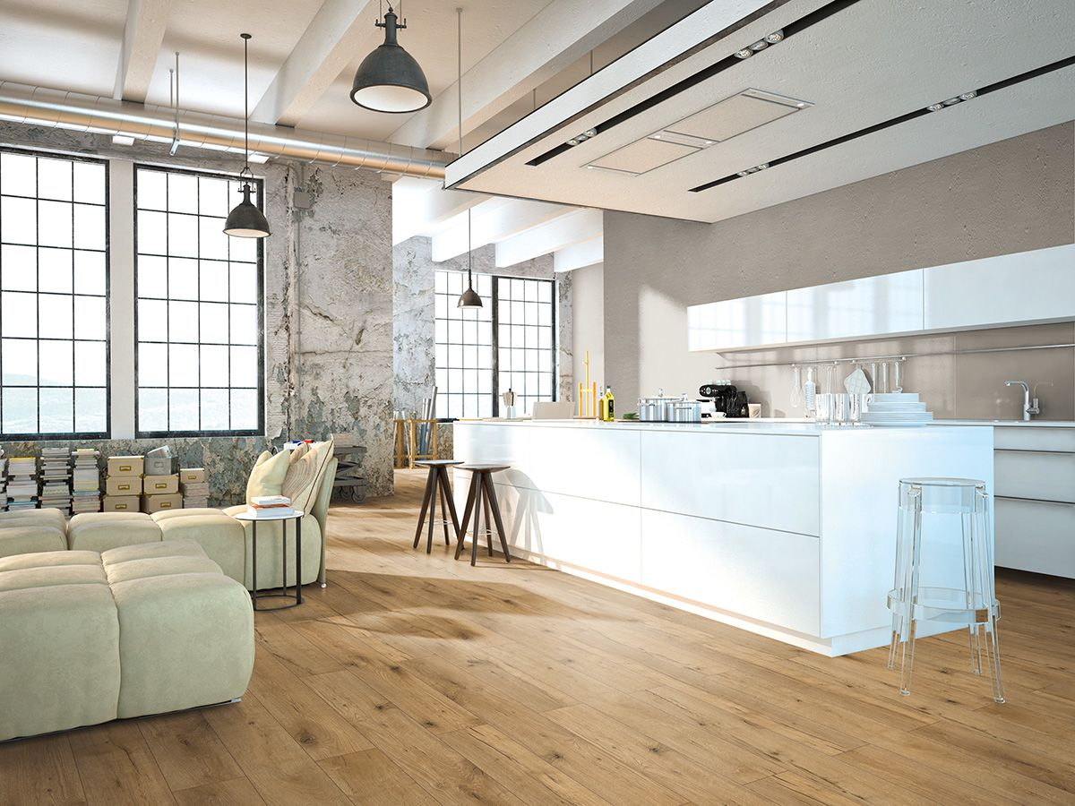 Inhaus Visions Character White Oak INH-52998